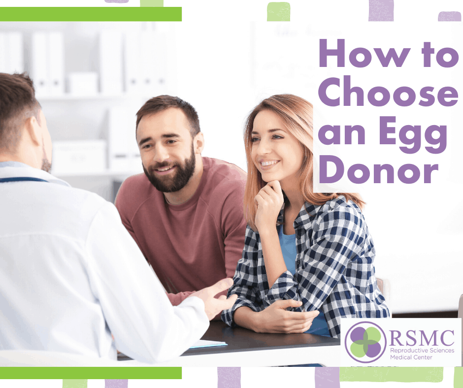 How to Choose an Egg Donor egg donations california